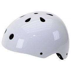 Шлем Ventura freestyle skating BMX Outdoor helmet, size: L white