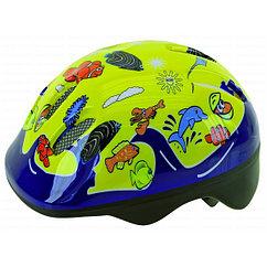 Шлем Ventura seaworld детский, 50-57 cm, , yellow, box