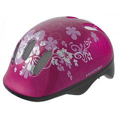 "Шлем детский Ventura ""Flower"", pink, in Ventura-box"