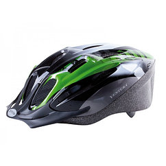 Шлем Ventura Mamba helmet for youth, size: M, 54-58 cm, green/black/white