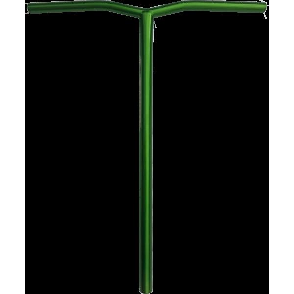 Руль Комета Wave Аврора (Зеленый металик) Backsweep 5°