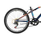 Велосипед подростковый Novatrack Extreme 24 (2021), фото 3