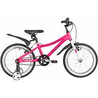 "Детский велосипед Novatrack Prime Girl 18"" (2021)"