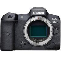 Фотоаппарат Canon EOS R5 Body + Adapter Canon EF-EOS R