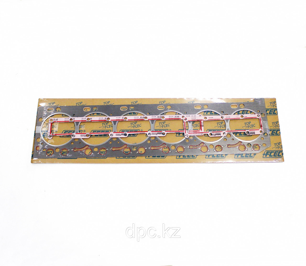 Комплект прокладок верхний FCEC для двигателя Cummins ISLe QSL 4089758 5579029