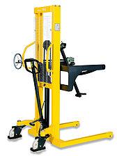 Штабелер-бочкокантователь ручной гидравлический TOR 500 кг 2300 мм WDS500-2500