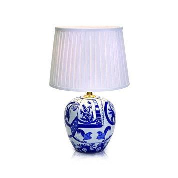 Настольная лампа GOTEBORG 1x40Вт E14 белый