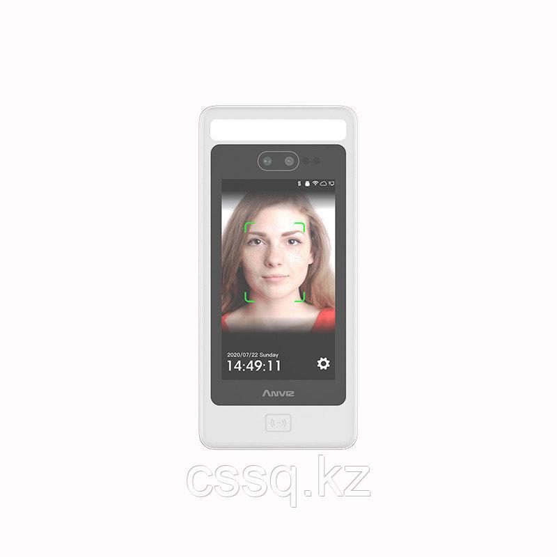 ANVIZ FaceDeep 5 IRM  Биометрический терминал с распознаванием по лицу и температуры