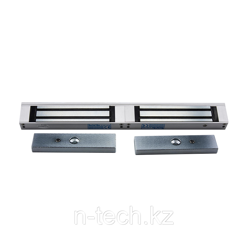 AX280KGE-D Электромагнитный замок сдвоенного типа для двустворчатых дверей + 1 Уголок