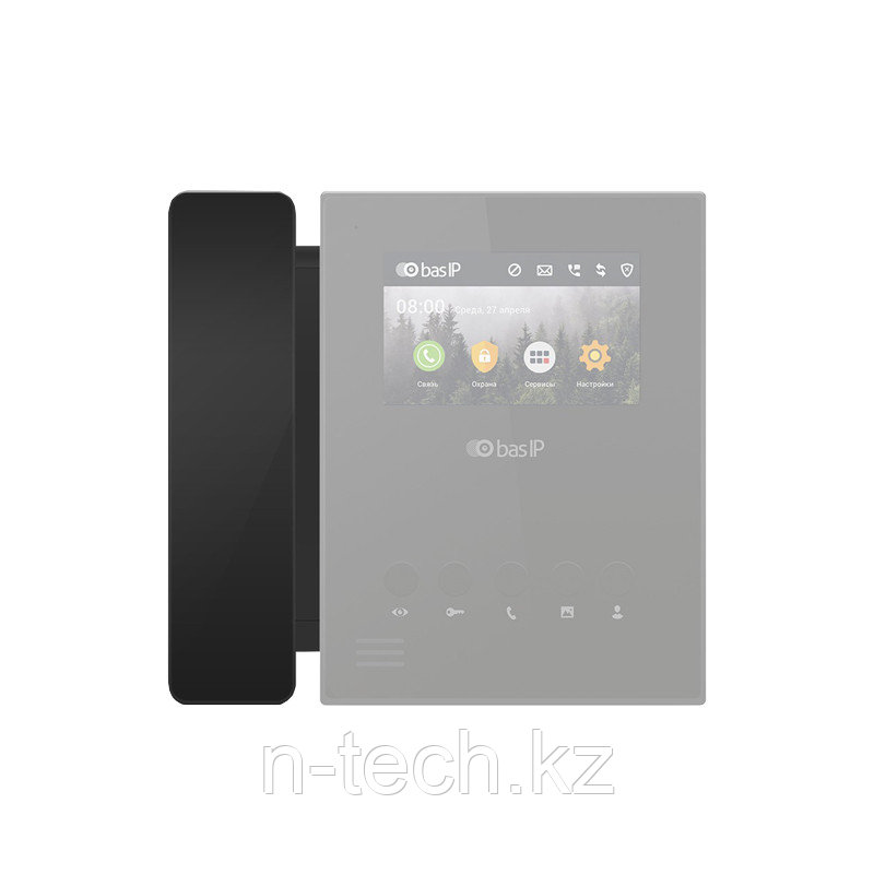BasIP SP-AU BLACK Аудиотрубка