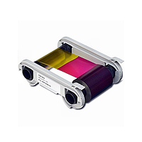 Evolis RT5F011SAA Лента для двусторонней печати YMCKK для карт-принтера Avancia 400 отпечатков