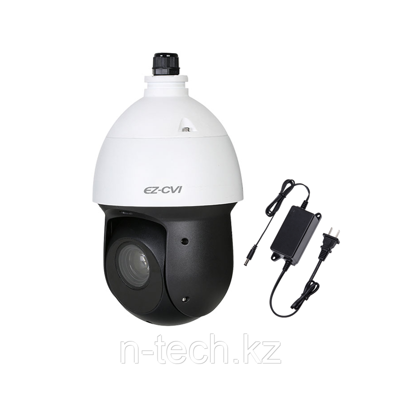 EZCVI SD-C4225H  2Мп CVI PTZ видеокамера+БП