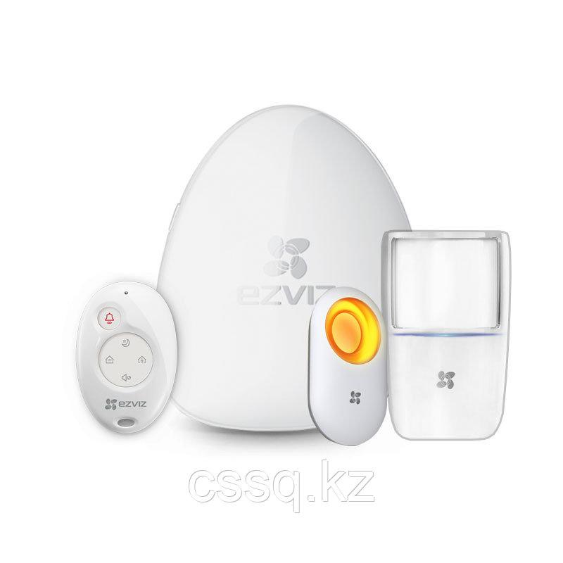Ezviz BS-113A + CS-T1-C/12M+ CS-T9-A комплект беспроводной WI-FI сигнализации