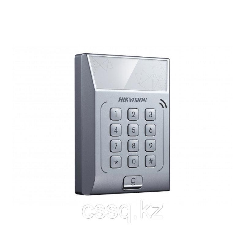 Hikvision DS-K1T801E Автономный терминал контроля доступа,со  встроенным модуле