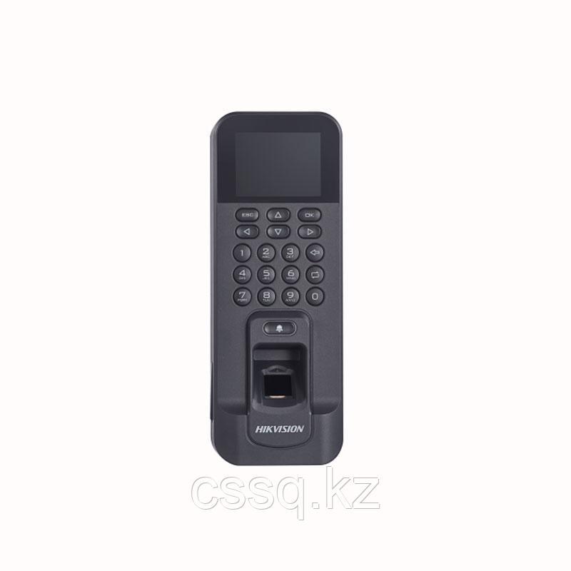 Hikvision DS-K1T804AF Терминал доступа со встроенным считывателем отпечатков пальцев