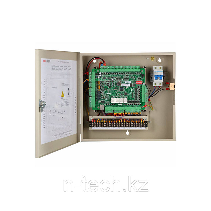 Hikvision DS-K2602-G  Контроллер доступа на 2 двери