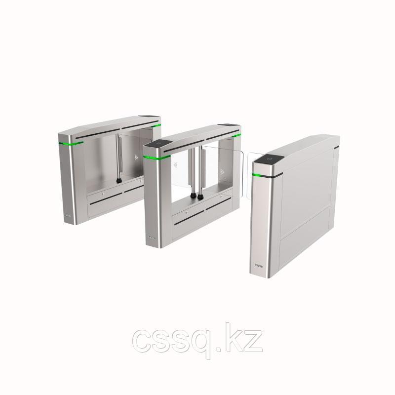 Hikvision DS-K3B601-R/MPg-Dp75 Турникет (правый крайний элемент)