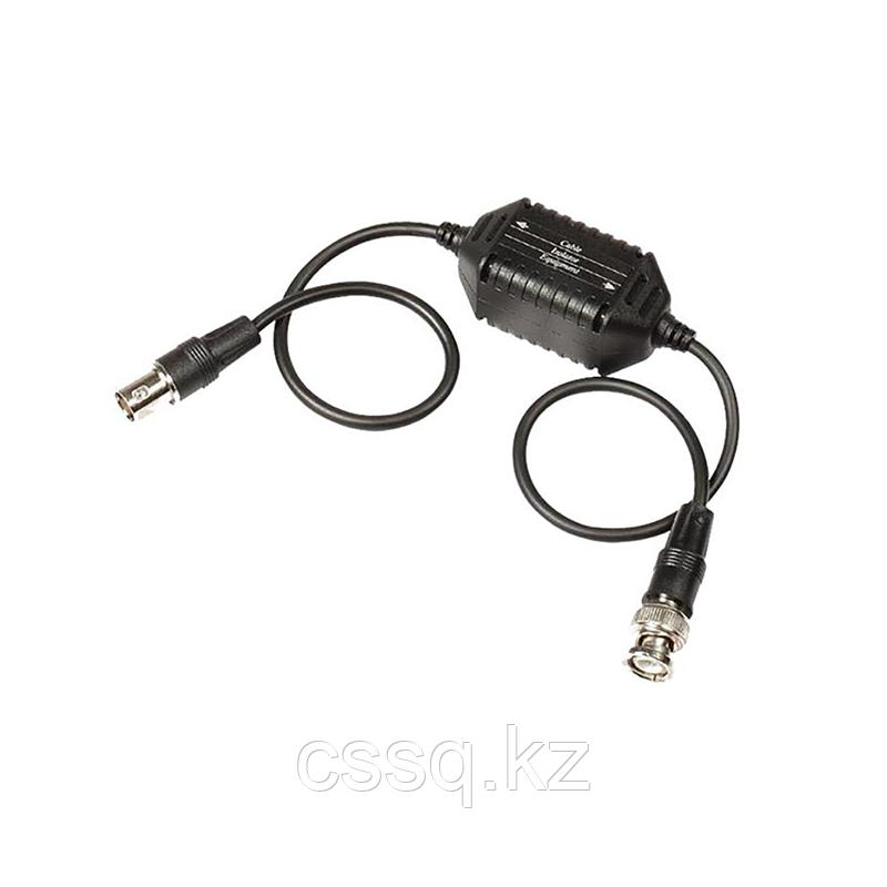 GL001 Изолятор для коаксиального кабеля, вход/выход: BNC-штеккер/ BNC розетка)
