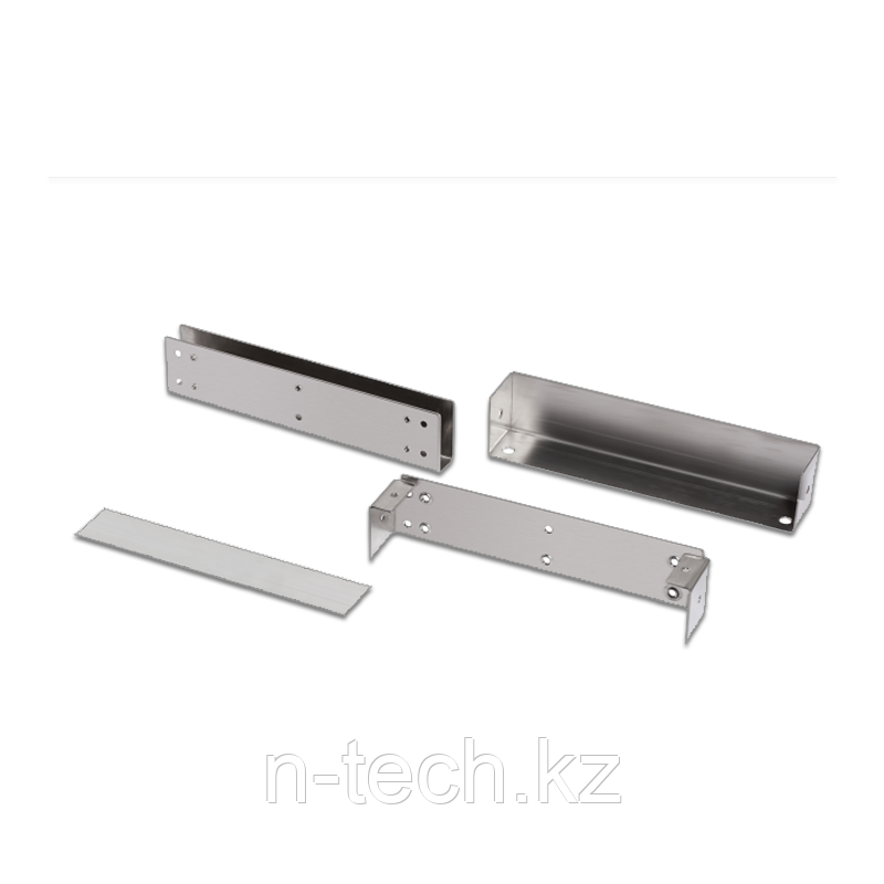 Hikvision DS-K4T100-U2 Верхнее и нижнее U-образное крепление для электрической защелки DS-K4T100