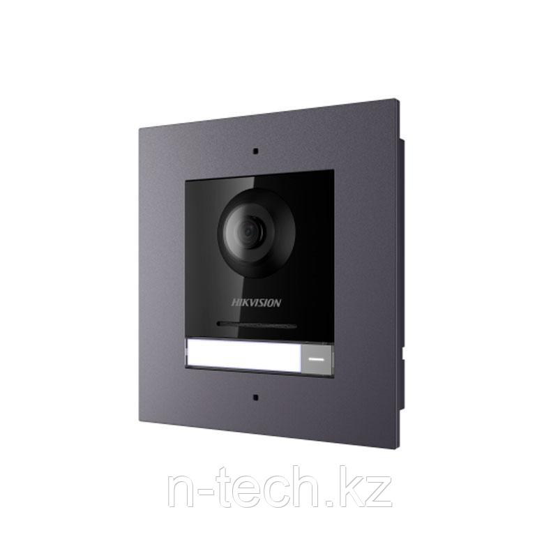 Hikvision DS-KD8003-IME1/Flush IP вызывная панель встраиваемая