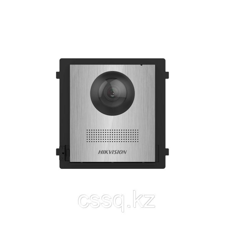 Hikvision DS-KD8003-IME1/NS Модульная IP  вызывная панель из нержавеющей стал