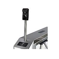 PERCo-C-10A Крышка для установки алкотестера/распознавания лиц и встроенного RFID-считывателя