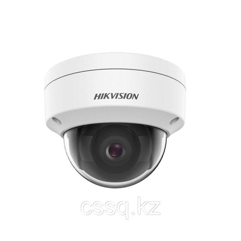 Hikvision DS-2CD1143G0E-I (4 мм) 4Мп уличная купольная IP-камера с ИК-подсветкой до 30м