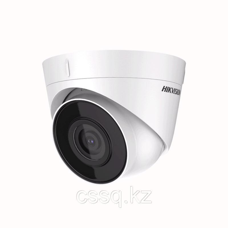 Hikvision DS-2CD1323G0-IU (2,8 мм) IP купольная видеокамера