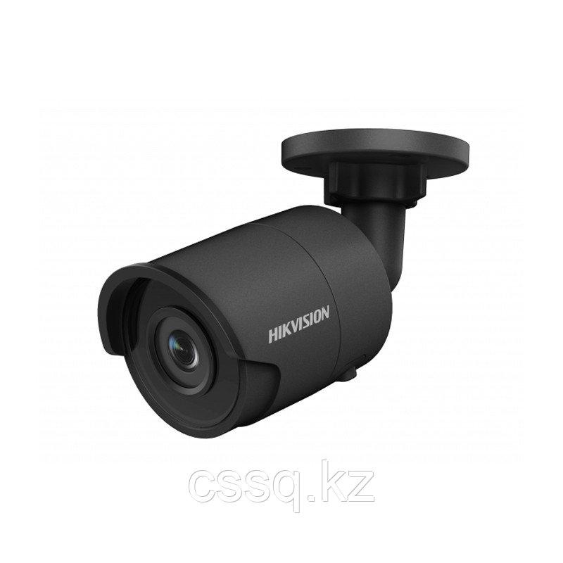 Hikvision DS-2CD2023G0-I (2.8 мм) BLACK IP видеокамера 2 МП, уличная