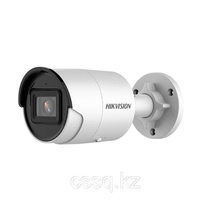 Hikvision DS-2CD2046G2-IU (2.8 мм) AcuSense IP видеокамера, 4МП