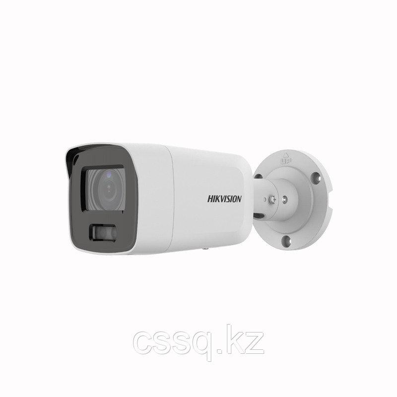 Hikvision DS-2CD2087G2-L (2.8 мм) ColorVu IP видеокамера, 8МП