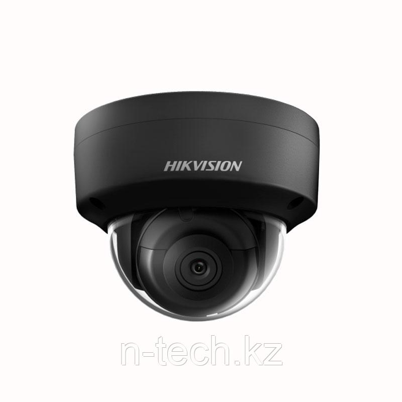 Hikvision DS-2CD2123G0-IS (2,8 мм) BLACK IP видеокамера 2 МП,купольная