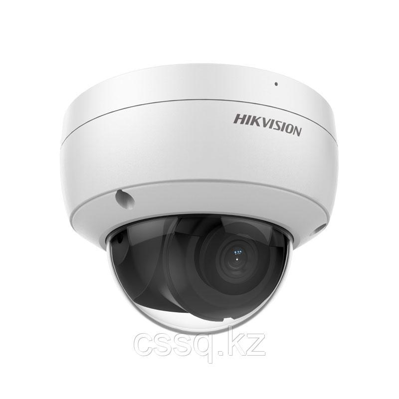 Hikvision DS-2CD2123G2-I (2,8 мм) IP видеокамера 2 МП купольная