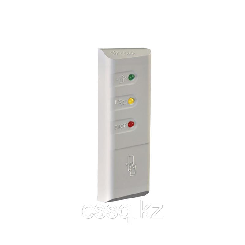 PERCo-IR03.1B Считыватель бесконтактный со светодиодными индикаторами EM-Marin/HID в бежевом корпусе