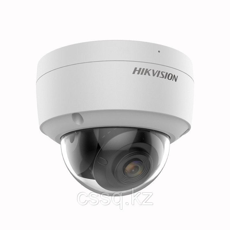 Hikvision DS-2CD2147G2-SU (2.8 мм) ColorVu IP видеокамера, 4МП
