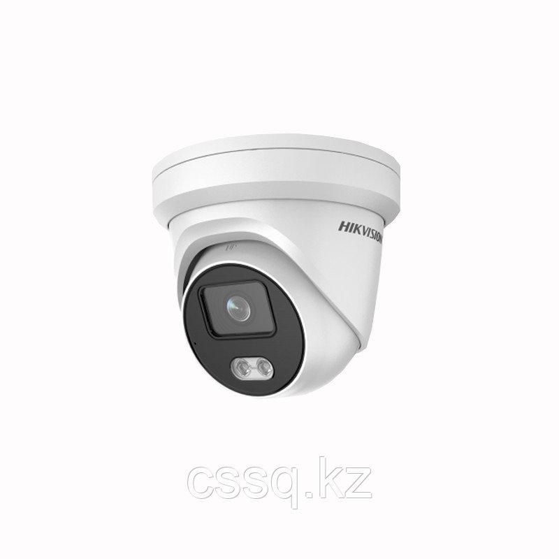 Hikvision DS-2CD2347G2-L (2,8 мм) ColorVu IP  видеокамера, 4МП