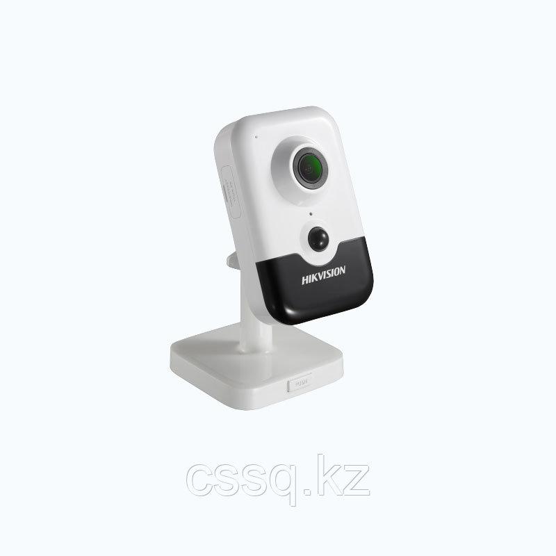 Hikvision DS-2CD2463G0-I (2,8 мм), IP видеокамера 6 МП, кубическая, EASY IP 2.0 Plus