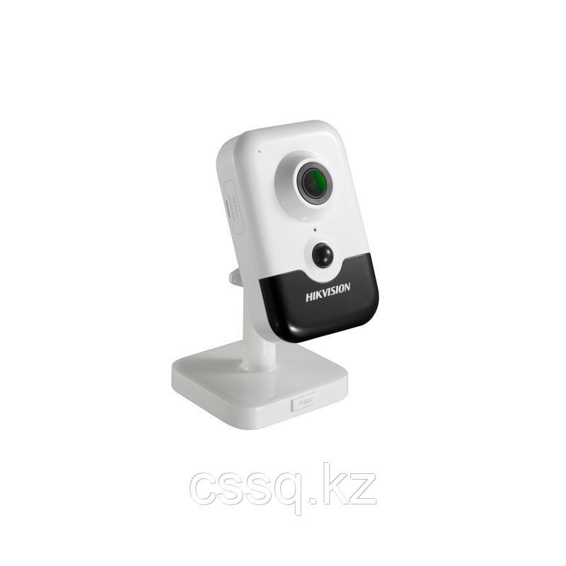 Hikvision DS-2CD2463G0-IW (2,8 мм), IP видеокамера 6 МП, кубическая, EASY IP 2.0 Plus