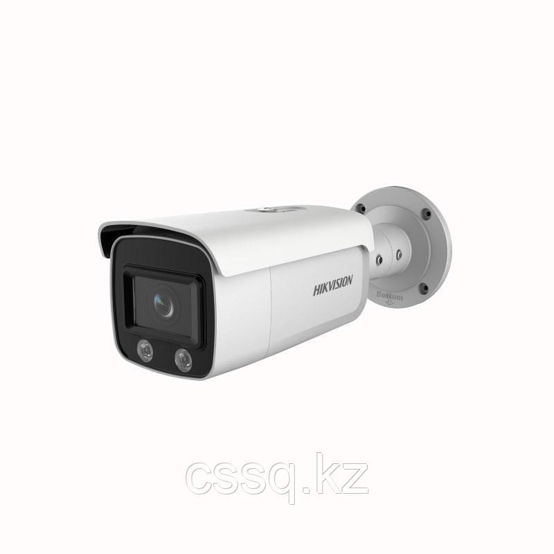 Hikvision DS-2CD2T27G2-L (4мм) ColorVu IP видеокамера, 2МП