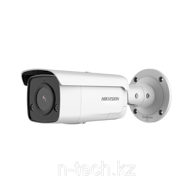 Hikvision DS-2CD2T46G2-ISU/SL (2.8 мм) Сетевая видеокамера, 4МП, EasyIP 4.0 AcuSense