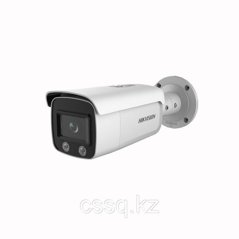 Hikvision DS-2CD2T47G2-L (2.8 мм) ColorVu IP видеокамера, 4МП