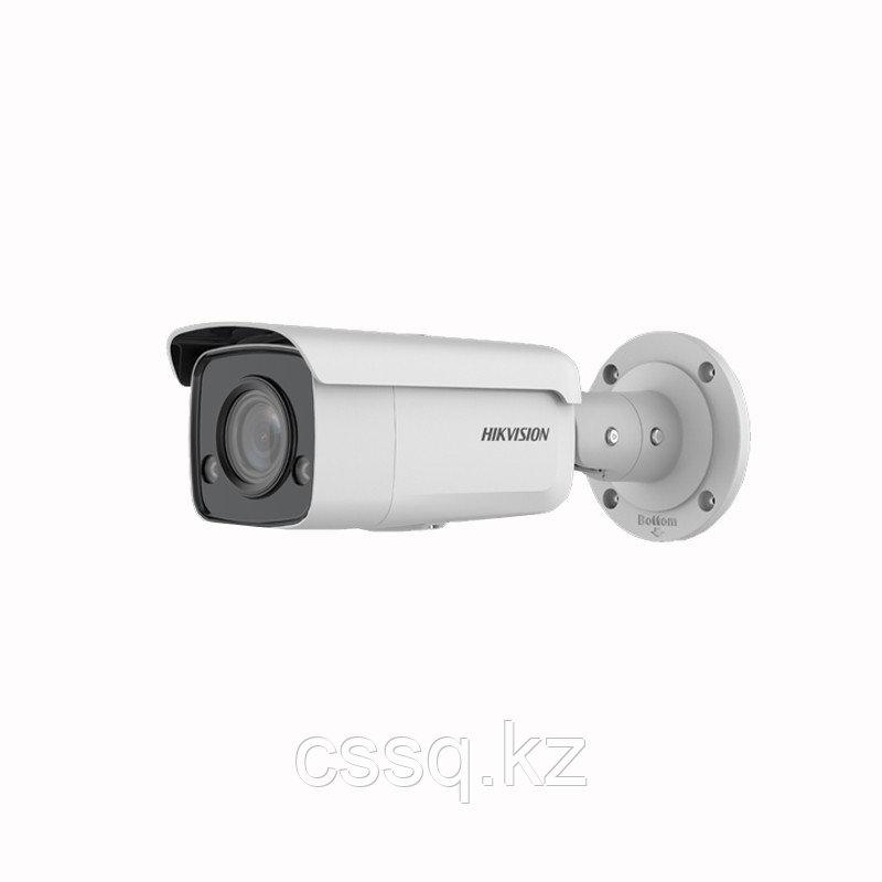 Hikvision DS-2CD2T87G2-L (2.8 мм) ColorVu IP видеокамера, 8МП