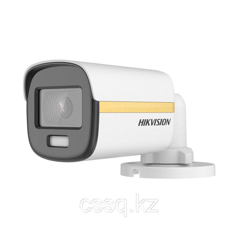 Hikvision DS-2CE10DF3T-PF (2,8 мм) HD цилиндрическая камера ColorVu 2 МП (АКЦИЯ)