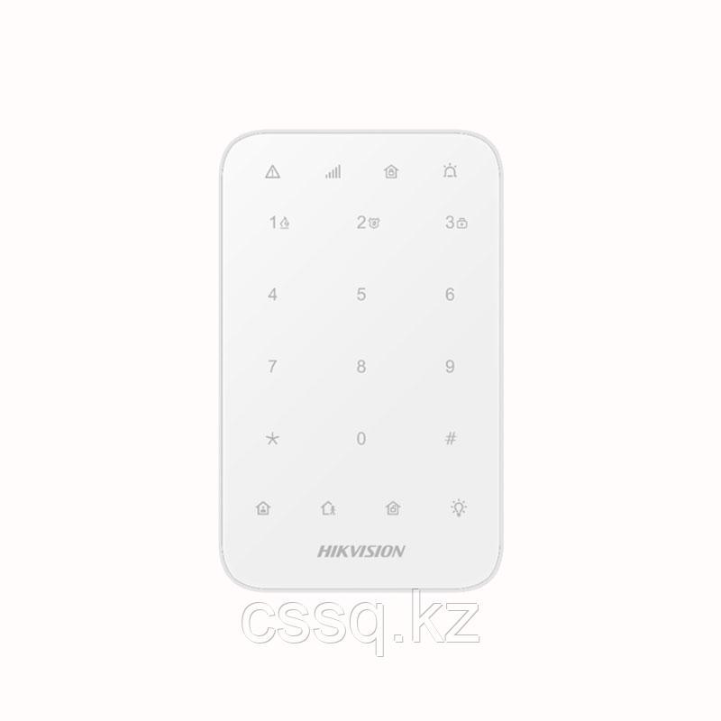 Hikvision DS-PK1-E-WE Беспроводная LED-клавиатура