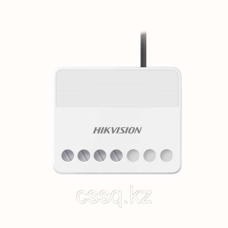 Hikvision DS-PM1-O1H-WE Силовое реле дистанционного управления