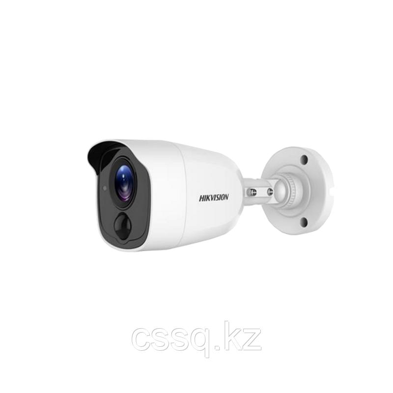 Hikvision DS-2CE11H0T-PIRL (2.8 мм) HD TVI 5МП уличная видеокамера (АКЦИЯ)