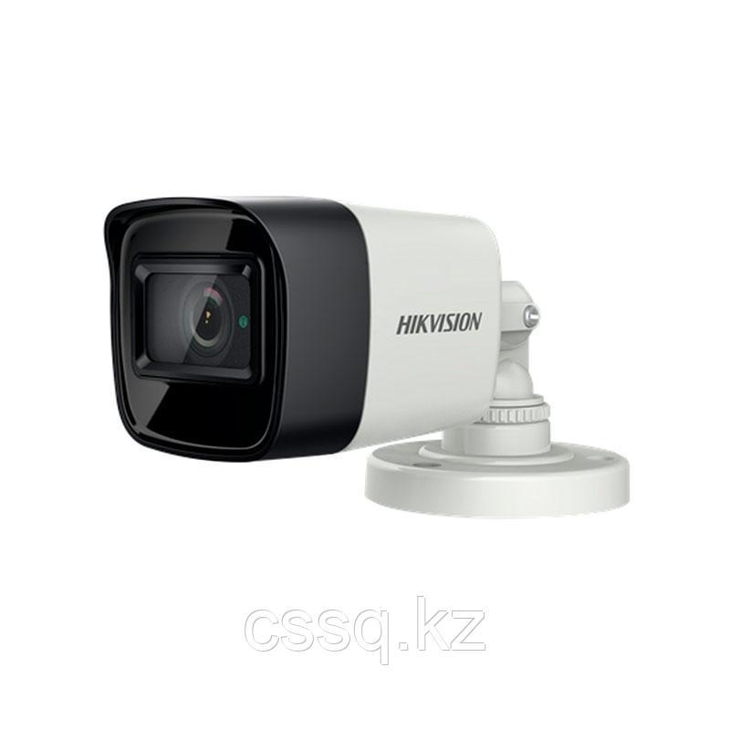 Hikvision DS-2CE16D0T-ITF (2,8  мм) HD TVI 1080P ИК видеокамера для уличной установки