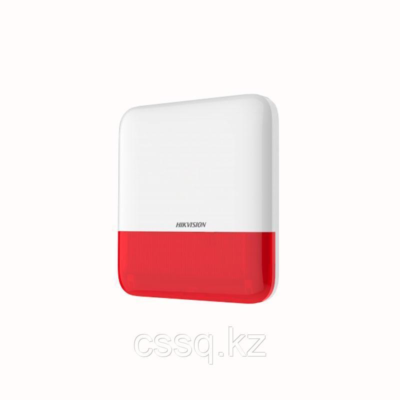 Hikvision DS-PS1-E-WE (Red Indicator) Беспроводной уличный оповещатель