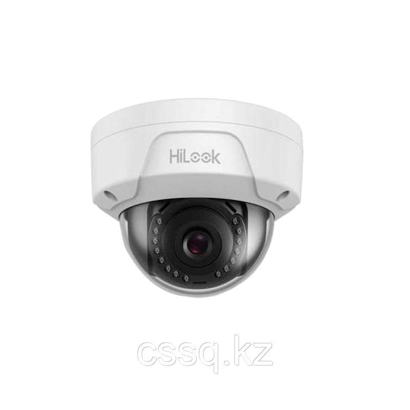 HiLook IPC-D121H (2.8 мм) 2МП ИК  сетевая купольная видеокамера