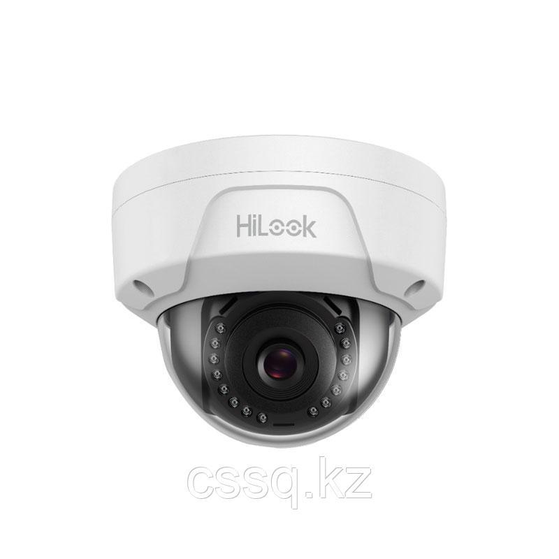 HiLook IPC-D150H (2.8 мм) 5МП ИК  сетевая купольная видеокамера